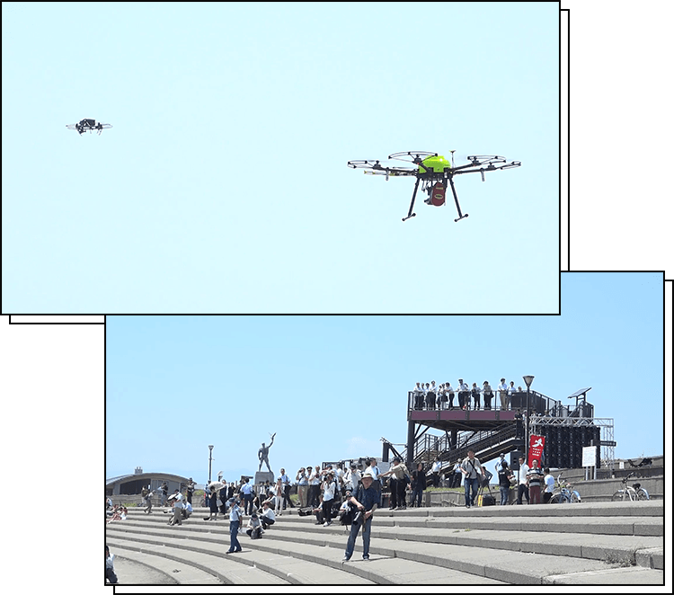 UAVデモンストレーションとは?